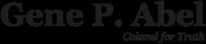 Gene P. Abel Logo